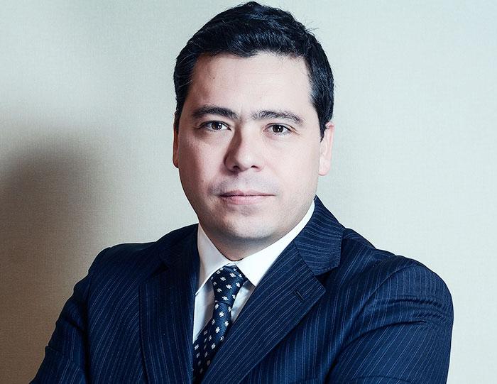Sergio Norambuena Gerente General de Norambuena Abogados, especialista en Derecho Penal